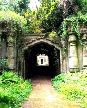 Cmentarz Highgate, Londyn